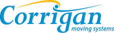 Corrigan Movers Logo